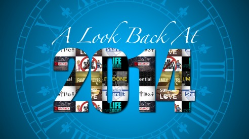 A Look Back at 2014