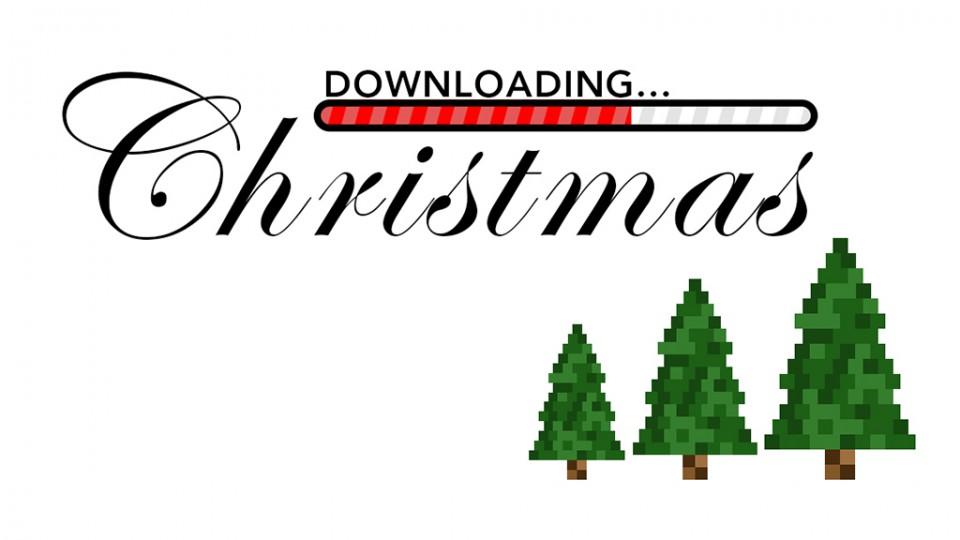 Downloading Christmas