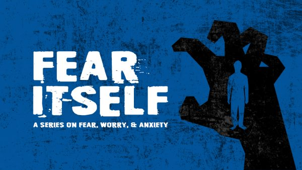 Fear: Courage to Face Reality Image