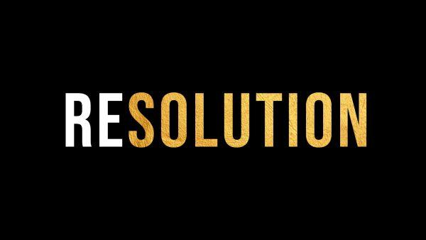 Resolution Solution Image