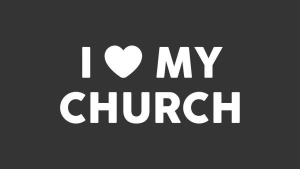 I Love My Church: Personal Responsibility Image