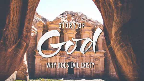 Why Does Evil Exist? Image
